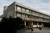 Budova bývalého OV KSČ Klatovy