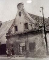 Aretinova ulice, bývalá katovna