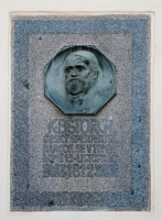 Deska Karla Boleslava Štorcha.