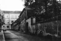 Pawlíkova ulice v roce 1973