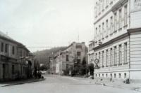 Voříškova ulice 1987